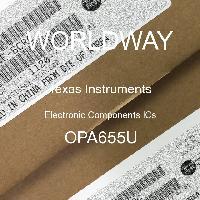 OPA655U - Texas Instruments - Electronic Components ICs