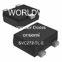 SVC272-TL-E - ON Semiconductor - Varactor Diodes