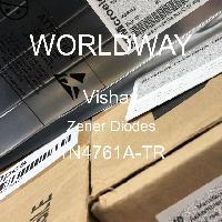 1N4761A-TR - Vishay Intertechnologies - Zener Diodes