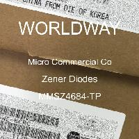 MMSZ4684-TP - Micro Commercial Components - ツェナーダイオード