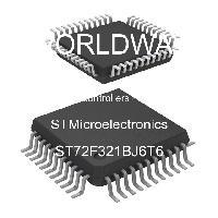 ST72F321BJ6T6 - STMicroelectronics - Microcontrollers - MCU