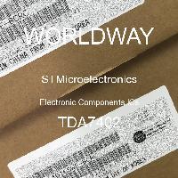 TDA7402 - STMicroelectronics - CIs de componentes eletrônicos