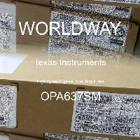 OPA637SM - Texas Instruments - High Speed Operational Amplifiers