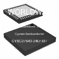 CY8C27643-24LFXIT - Cypress Semiconductor