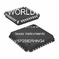 VSP2582RHNG4 - Texas Instruments - Analog to Digital Converters - ADC