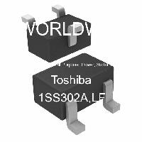 1SS302A,LF - Toshiba America Electronic Components - Diodes - General Purpose, Power, Switching