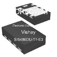 SI5486DU-T1-E3 - Vishay Siliconix - Electronic Components ICs