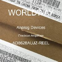 AD8628AUJZ-REEL - Analog Devices Inc - Precision Amplifiers