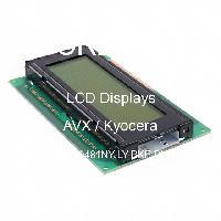 DMC-20481NY-LY-BKE-BNN - Optrex - Kyocera - LCD Menampilkan