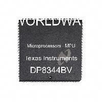 DP8344BV - Texas Instruments - Microprocessors - MPU