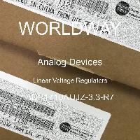 ADP1710AUJZ-3.3-R7 - Analog Devices Inc - Linear Voltage Regulators