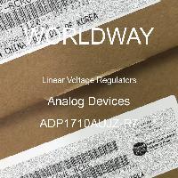 ADP1710AUJZ-R7 - Analog Devices Inc - Linear Voltage Regulators