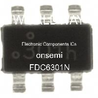 FDC6301N - ON Semiconductor