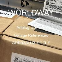 ADR03AUJZ-REEL7 - Analog Devices Inc - Riferimenti di tensione