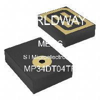 MP34DT04TR - STMicroelectronics