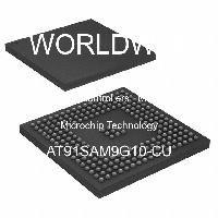 AT91SAM9G10-CU - Microchip Technology Inc
