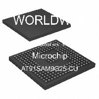 AT91SAM9G25-CU - Microchip Technology Inc