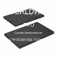 CYF0036V33L-133BGXI - Cypress Semiconductor