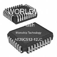 AT29C512-12JC - Microchip Technology Inc - Flash