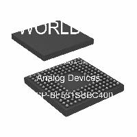 ADSP-BF531SBBC400 - Analog Devices Inc - Digital Signal Processors & Controllers - DSP