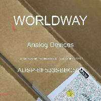 ADSP-BF533SBBC500 - Analog Devices Inc - Digital Signal Processors & Controllers - DSP