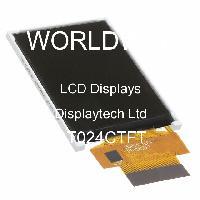 DT024CTFT - Displaytech Ltd - LCD Menampilkan