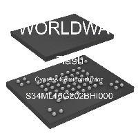 S34ML16G202BHI000 - Cypress Semiconductor - Flash
