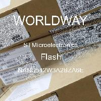 NAND512W3A2BZA6E - STMicroelectronics - Flash