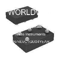 SN74LVC1GU04YEAR - Texas Instruments - 전자 부품 IC