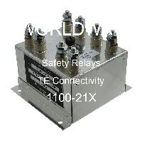 1100-21X - TE Connectivity - Safety Relays