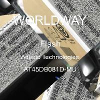 AT45DB081D-MU - Adesto Technologies - Destello