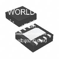 AT45DB321D-MWU - Microchip Technology Inc