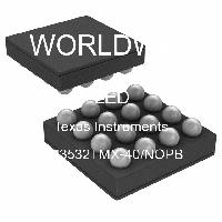 LM3532TMX-40/NOPB - Texas Instruments