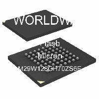 M29W128GH70ZS6E - Micron Technology Inc - 플래시