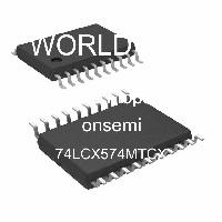 74LCX574MTCX - ON Semiconductor