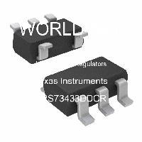 TPS73433DDCR - Texas Instruments - LDO電圧レギュレータ