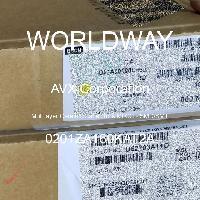 0201ZA160KAT2A - AVX Corporation - Multilayer Ceramic Capacitors MLCC - SMD/SMT