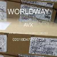 02016D472MAT2A - AVX Corporation - Condensateurs céramique multicouches MLCC - S
