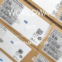 02013A8R0DAT2A - AVX Corporation - Multilayer Ceramic Capacitors MLCC - SMD/SMT