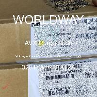 0201YA2R2BAT2A - AVX Corporation - Condensateurs céramique multicouches MLCC - S