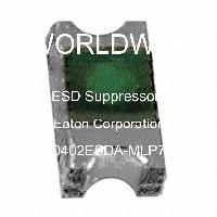 0402ESDA-MLP7 - Eaton Corporation - ESD Suppressors