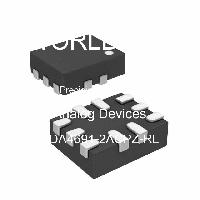 ADA4691-2ACPZ-RL - Analog Devices Inc - Precision Amplifiers