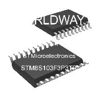 STM8S103F3P3TR - STMicroelectronics