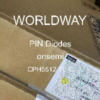 CPH5512-TL-E - ON Semiconductor - PIN Diodes