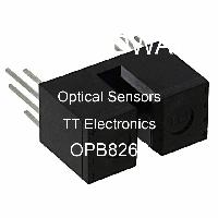 OPB826S - TT Electronics - Optical Sensors