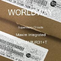 MXD1818UR31+T - Maxim Integrated - Supervisory Circuits