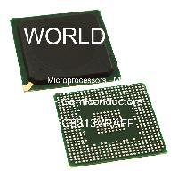 MPC8313VRAFF - NXP Semiconductors - 마이크로 프로세서-MPU