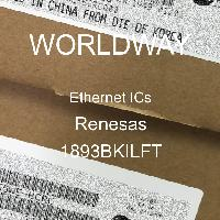 1893BKILFT - IDT, Integrated Device Technology Inc - Ethernet ICs