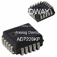 AD7226KP - Analog Devices Inc - Digital to Analog Converters - DAC