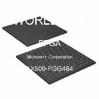 AX500-FGG484 - Microsemi Corporation - FPGA(Field-Programmable Gate Array)